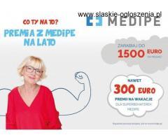 opiekun / opiekunka osoby starszej Niemcy Gelsenkirchen